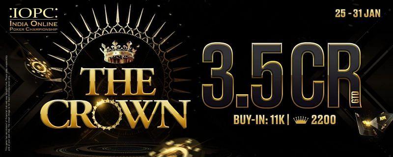 IOPC Crown goes online.