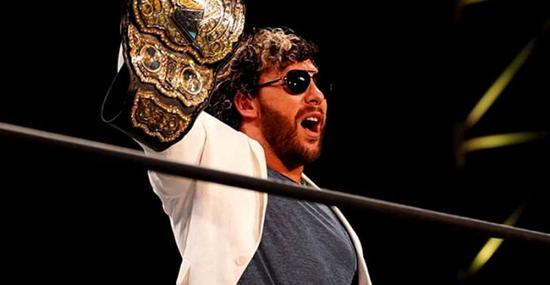 Current AEW World Champion Kenny Omega has been appearing on IMPACT Wrestling lately