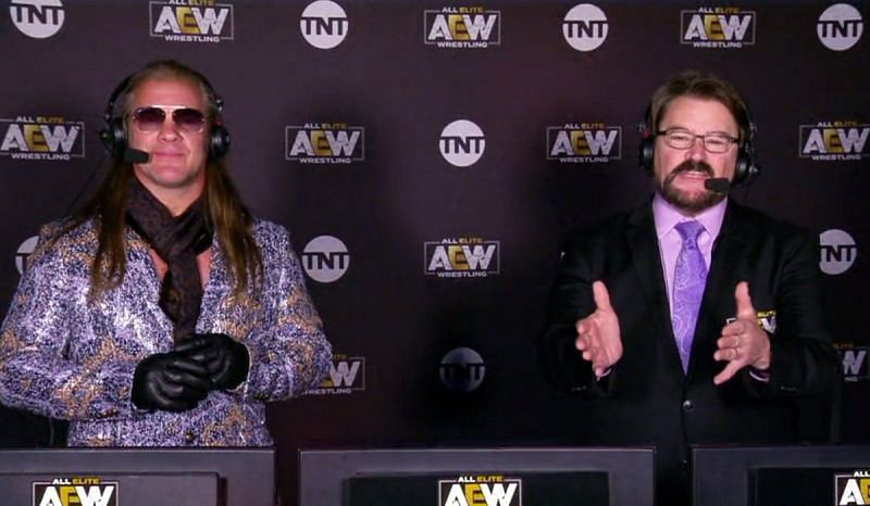 In the latest edition of AEW Unrestricted, Tony Schiavone goes in-depth about his relationship with Chris Jericho.