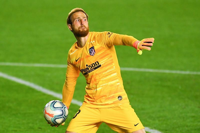 Jan Oblak is regarded as one of the best goalkeepersin the world