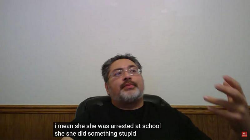 Tessi's Father