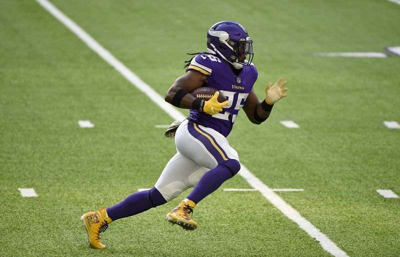 Minnesota Vikings RB Alexander Mattison Has a Golden Opportunity To Have a Big Game Against The Detroit Lions