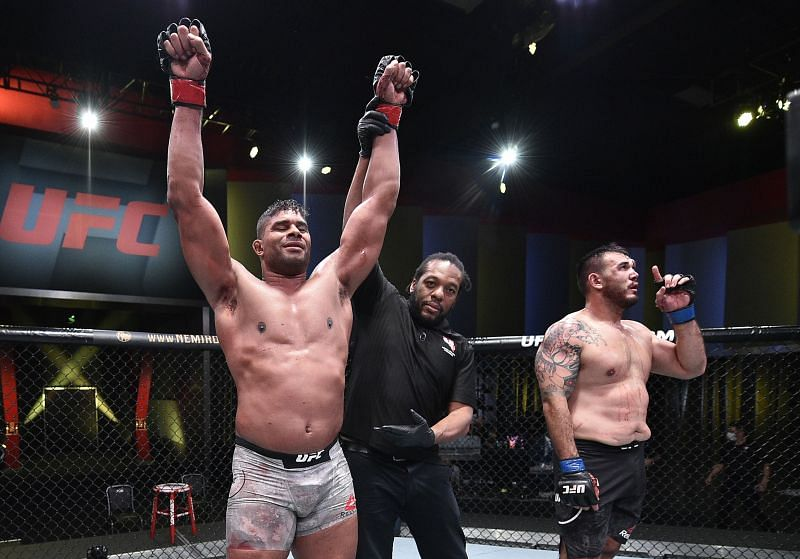 Despite two wins in 2020, 2021 might still be the final year of Alistair Overeem