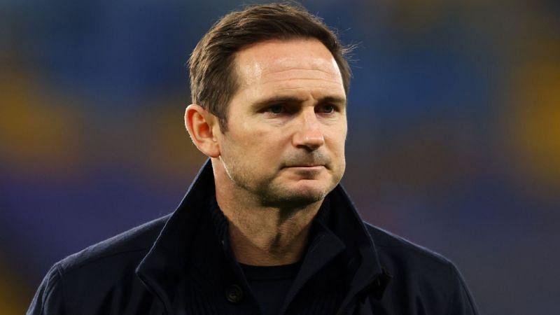 Chelsea boss Frank Lampard is under immense pressure following a dreadful December