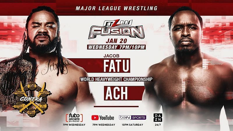 What a night on MLW Fusion
