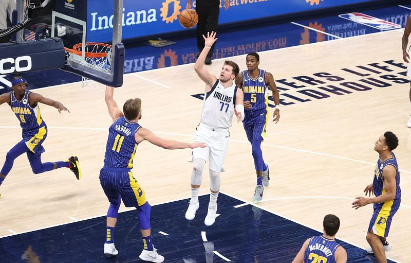 Luka Doncic will be looking to lead the Dallas Mavericks to victory over their age-old rivals San Antonio Spurs