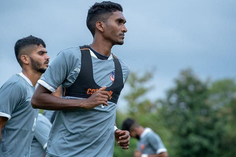 FC Goa are on a three-game unbeaten streak heading into the second half (Courtesy - ISL)