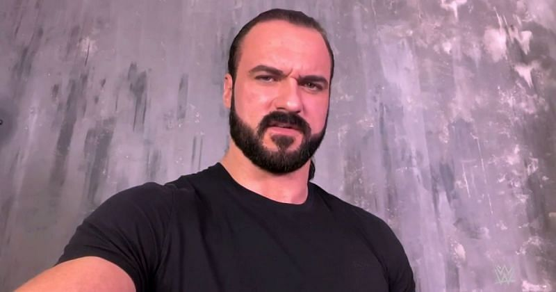WWE Champion Drew McIntyre Tests COVID-19 Positive; Update On Health 1
