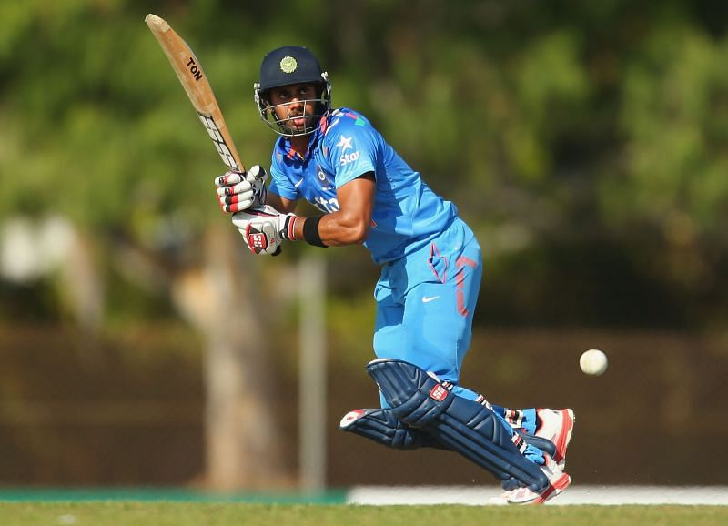 Manoj Tiwary scored 12 runs off 11 deliveries for Bengal