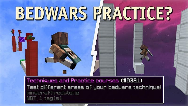 Bedwarspractice.club has everything a player needs to improve in the realm of the Bedwars minigame (Image via DivinePegasi, YouTube)