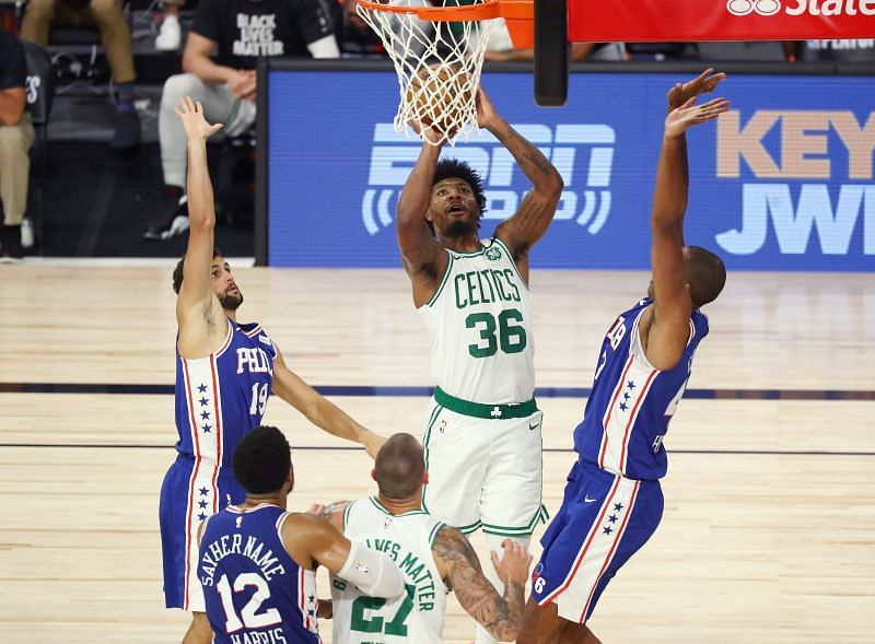 The Boston Celtics and the Philadelphia 76ers will go head-to-head at the Wells Fargo Center on Wednesday