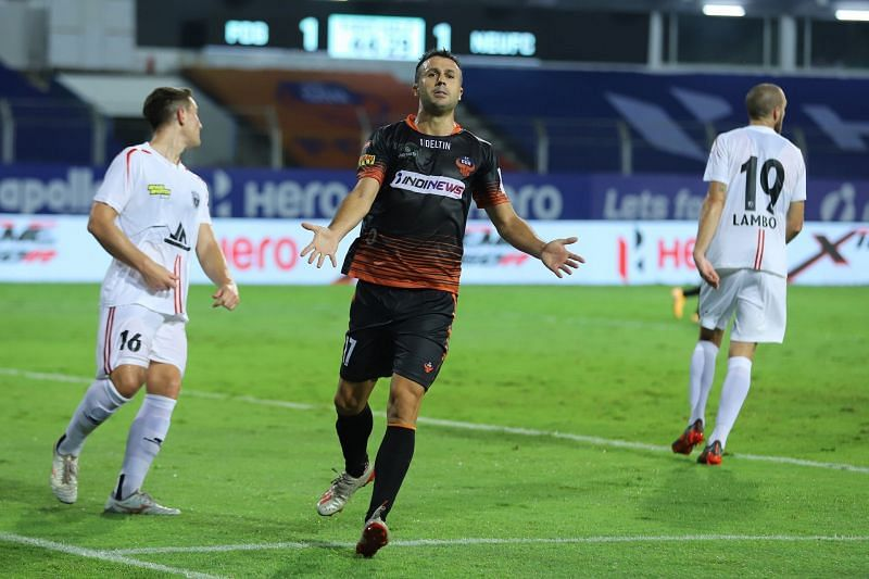 Igor Angulo is a strong contender for the Golden Boot (Courtesy-ISL)