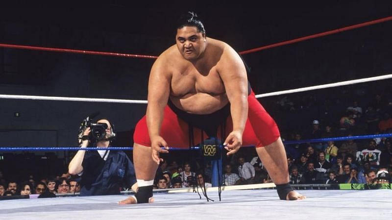 Bret Hart repeatedly drew the same picture of Yokozuna