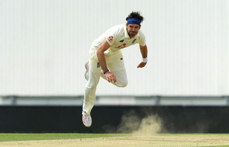 With 600 wickets, James Anderson is England