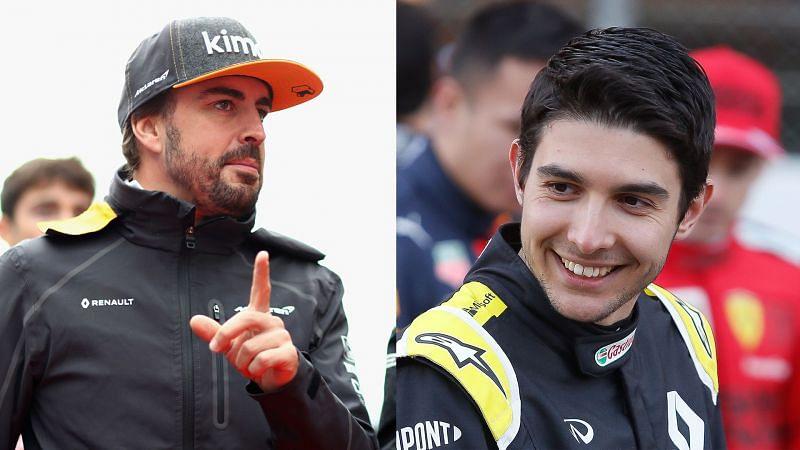 Fernando Alonso will be returning to the Formula 1 grid alongside Esteban Ocon at Alpine.