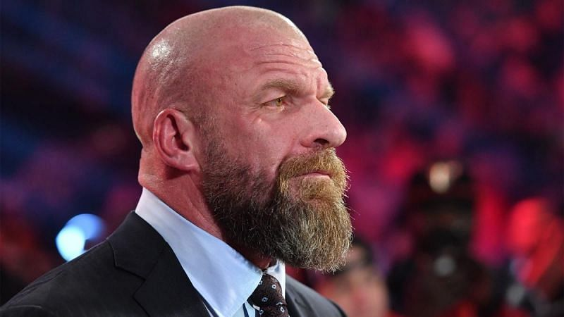 Triple H now runs the WWE NXT brand
