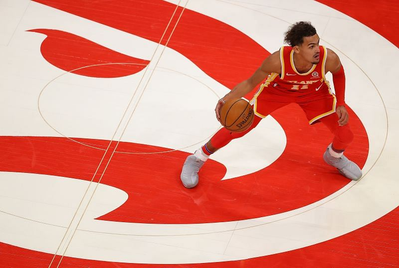 """Trae Young is """"probable"""" to start for the Atlanta Hawks"""