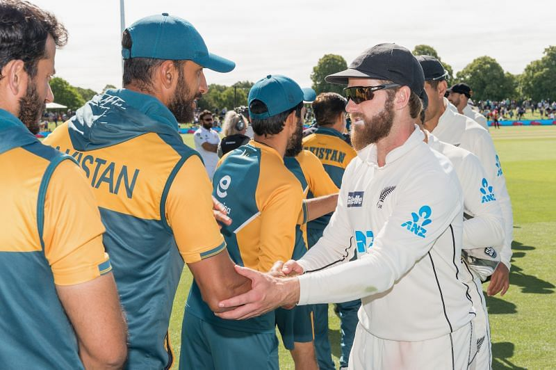 Pakistan were whitewashed by New Zealand in the two-match Test series earlier this month