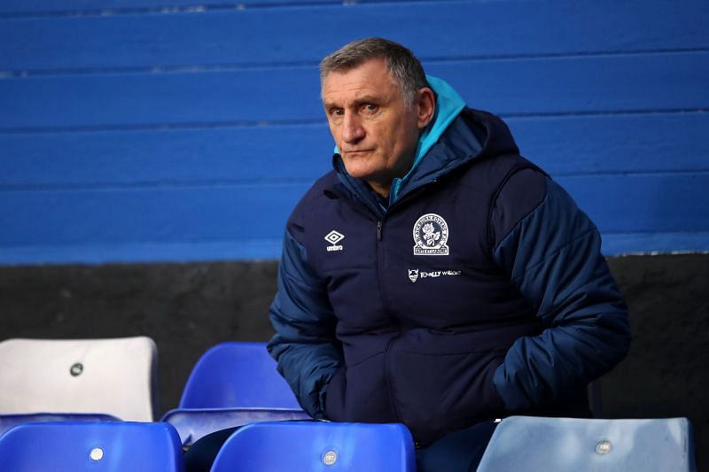 Tony Mowbray will lead Blackburn out against Doncaster Rovers