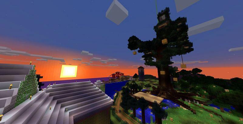 Vanilla WTF is a pure Minecraft vanilla survival server on version 1.16
