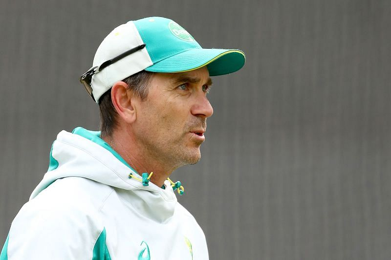 Justin Langer has reacted to the racist abuse received by the India players