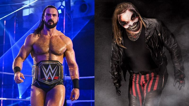 Drew McIntyre and The Fiend