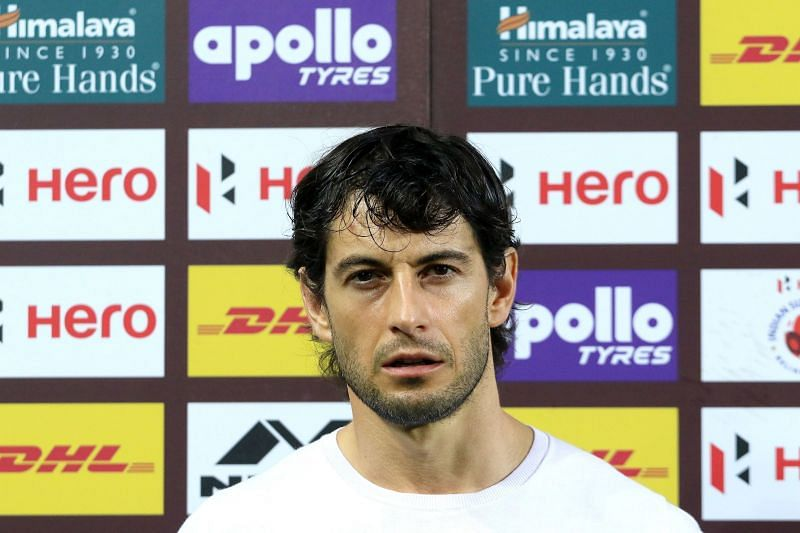 Juan Ferrando believed that his side FC Goa dropped two points (Image Courtesy: ISL Media)