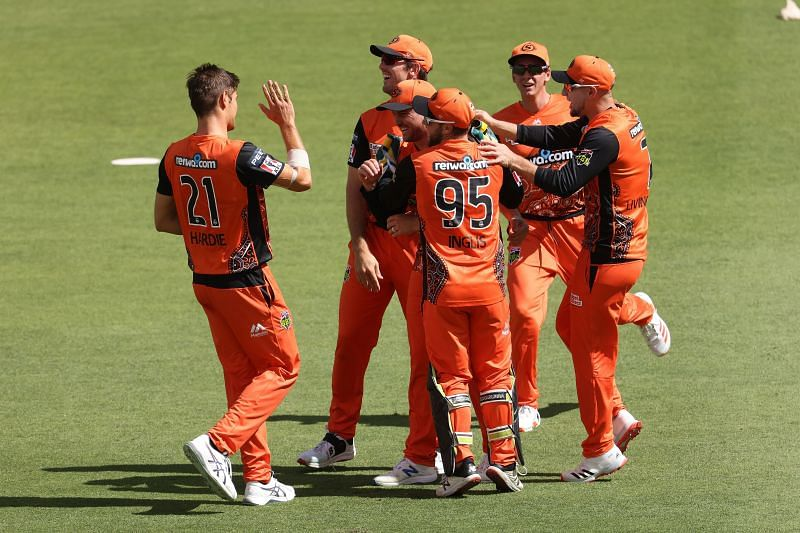 The Perth Scorchers are on the rise in the BBL standings