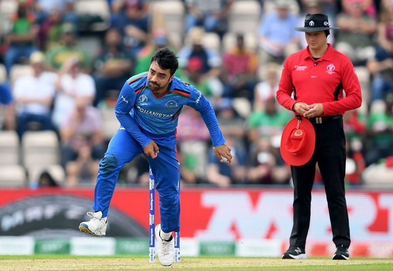 Rashid Khan and Afghanistan are set to take on Ireland next week