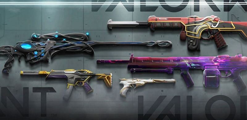 A new bundle with some classic skins is what players can look forward to (Image via ValorLeaks)