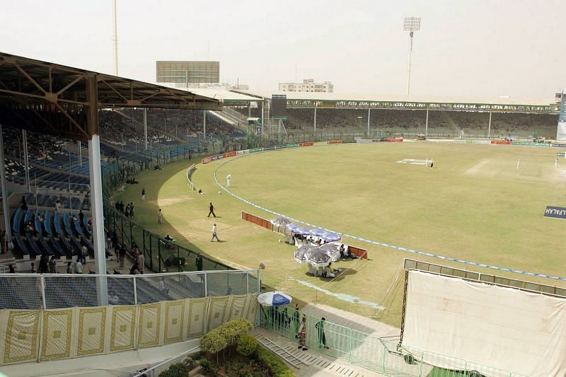 The National Stadium will host the first Test between South Africa and Pakistan