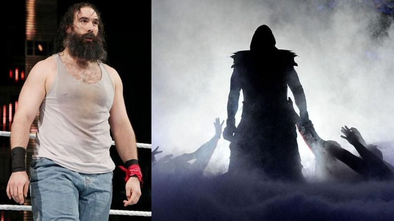 Brodie Lee was involved in The Undertaker