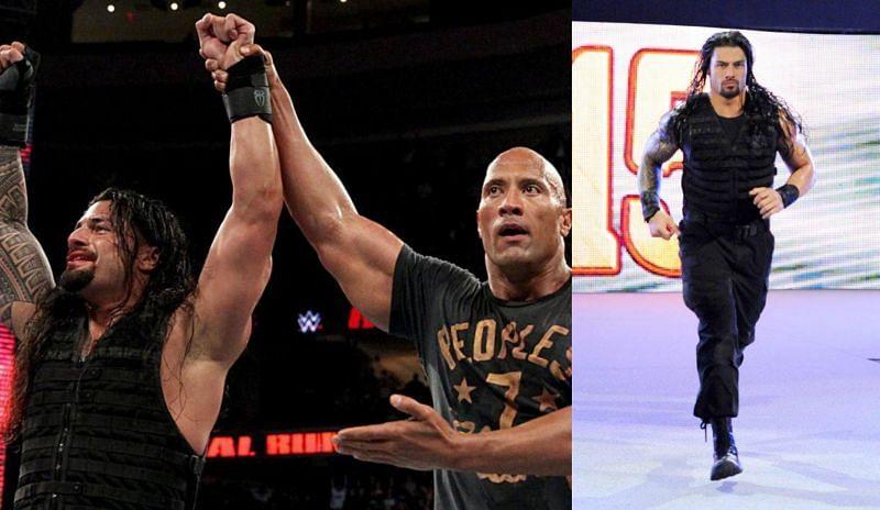 रोमन रेंस अभी तक 20 से ज्यादा WWE सुपरस्टार्स को कर चुके हैं एलिमिनेट