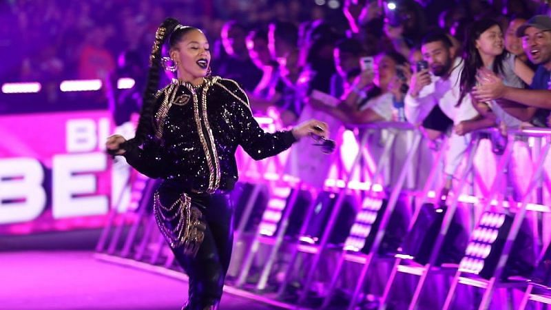 Bianca Belair holds the record for most eliminations in a women