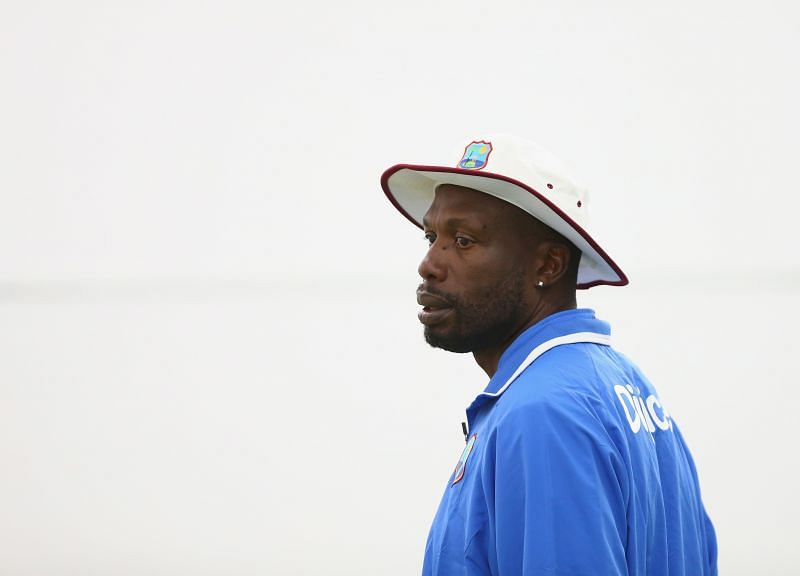 Curtly Ambrose has applied to become England