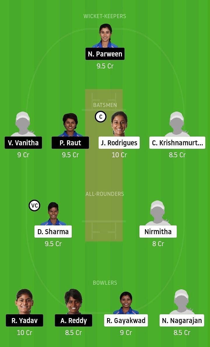SHN-W vs KNI-W Dream11 Team Prediction