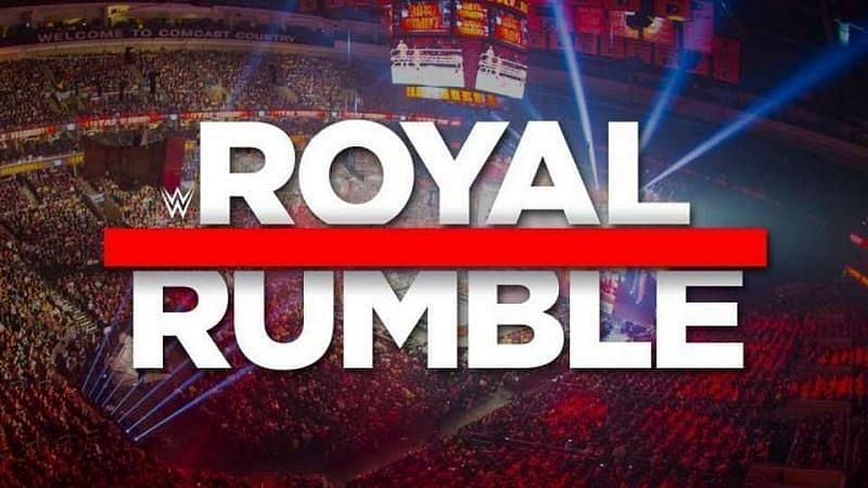 The Royal Rumble will have no fans in attendance