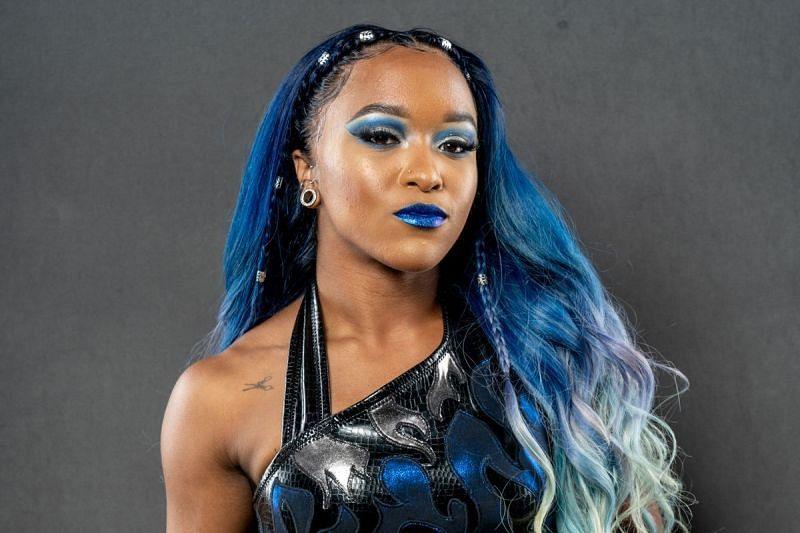 Impact Wrestling Knockouts Division star Kiera Hogan