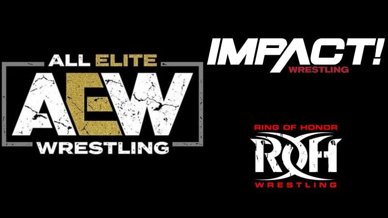 AEW, IMPACT Wrestling, and ROH?