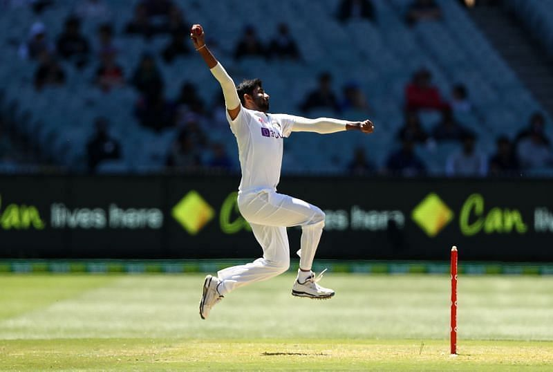 Jasprit Bumrah is likely to miss the Brisbane Test against Australia due to an abdominal strain