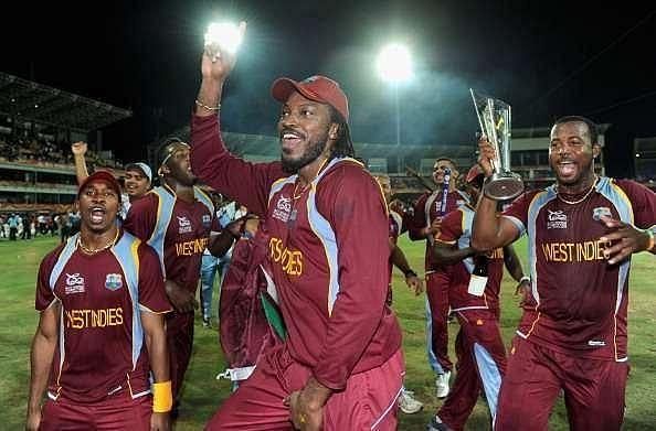 वेस्टइंडीज क्रिकेट टीम