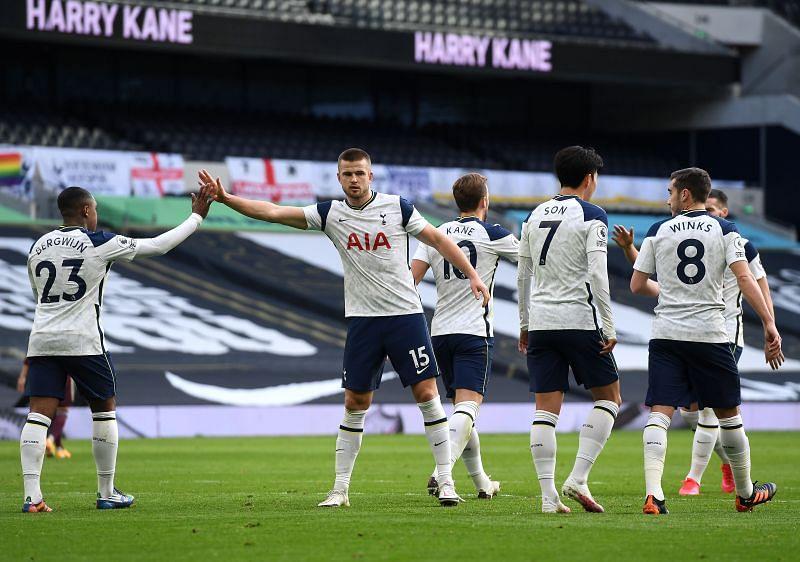 Tottenham Hotspur vs Leeds United - Premier League