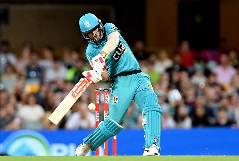 Joe Burns is finding his form in the BBL.