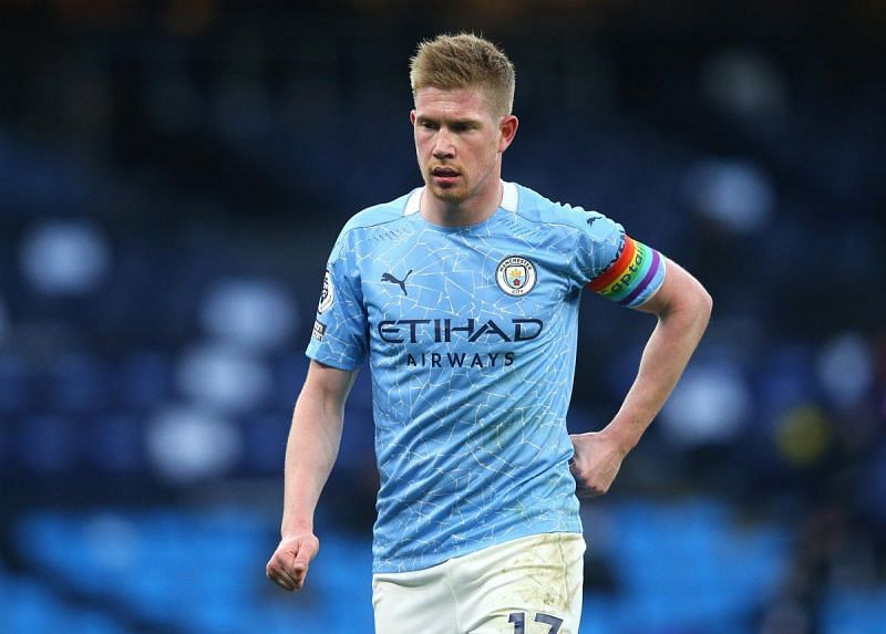 Kevin De Bruyne is the top FPL captaincy option for Blank Gameweek 18