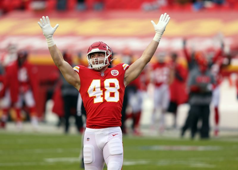Kansas City Chiefs finish with the best record in the NFL