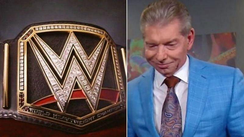 WWE Championship/Vince McMahon