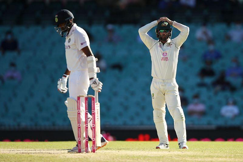 Ravichandran Ashwin left Australia frustrated in the third Test