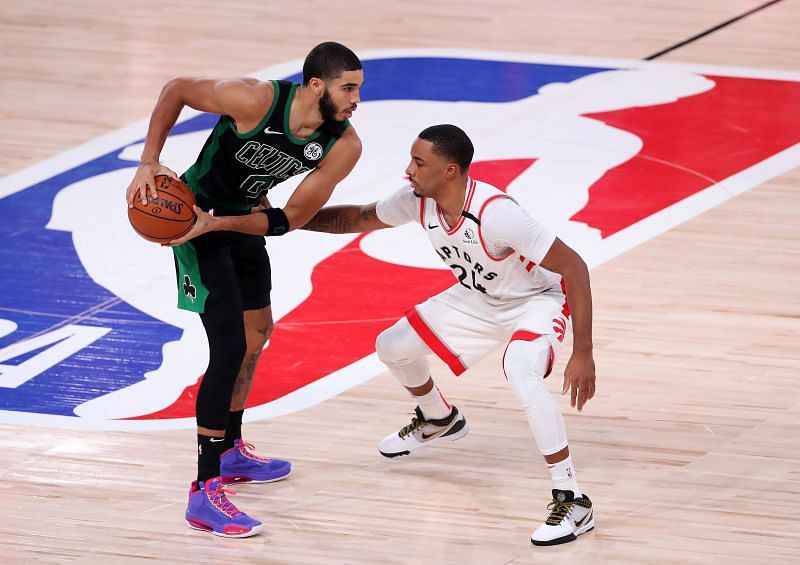 Boston Celtics v Toronto Raptors - Game Seven