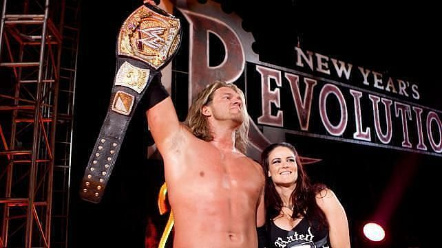 Edge and Lita stood tall at the end of the night