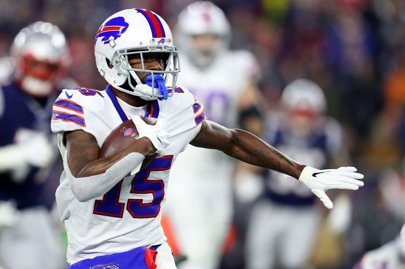 Buffalo Bills wide receiver John Brown
